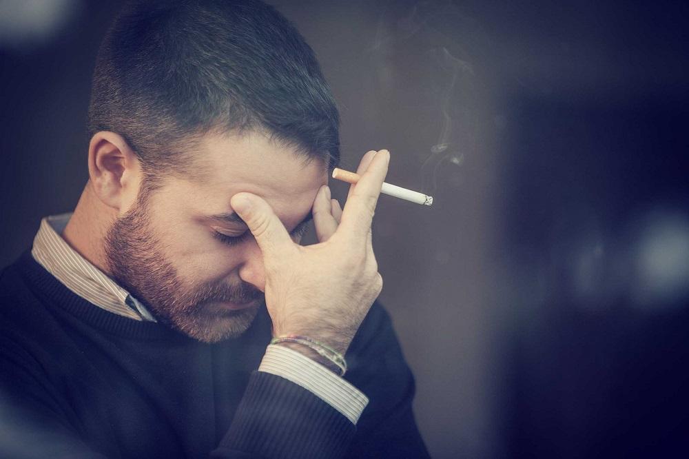 Как преодолеть никотиновую ломку