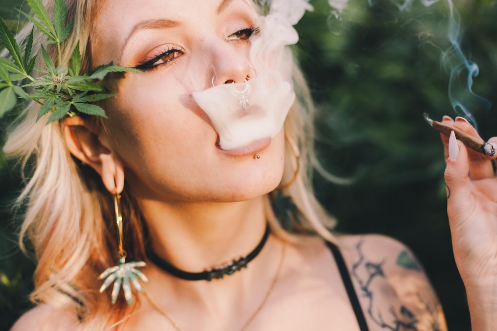 Последствия курения конопли