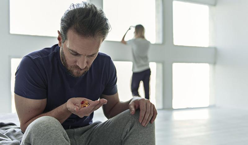 Реабилитация зависимых от аптечных препаратов