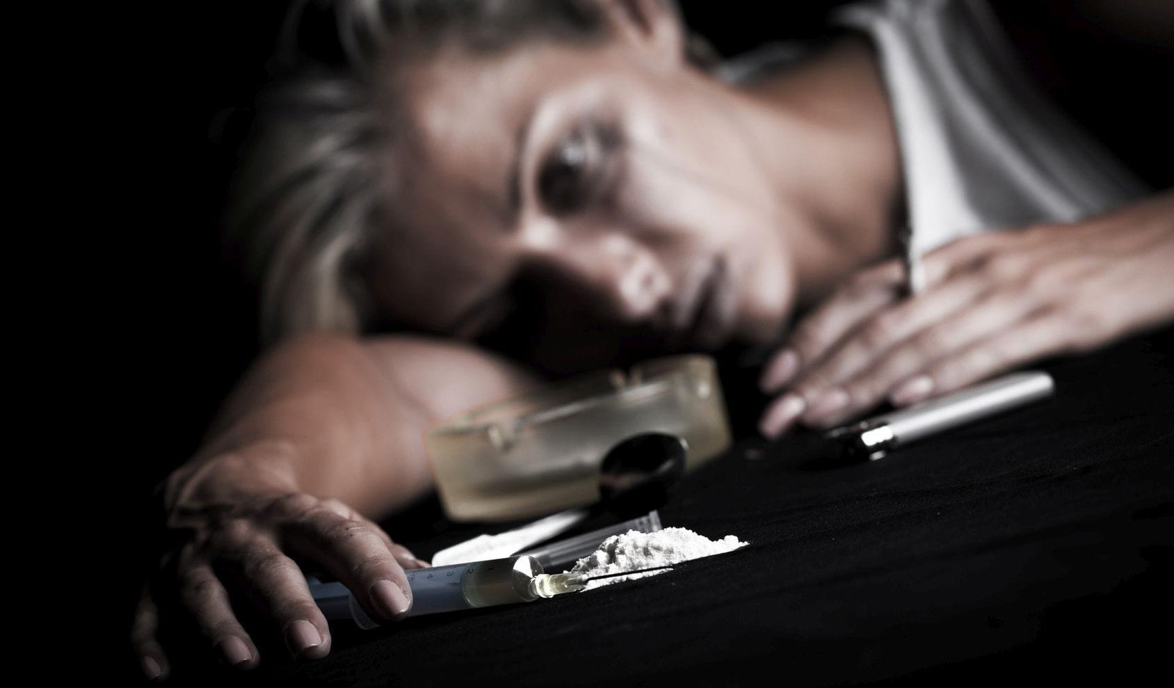 Последствия употребления кокаина